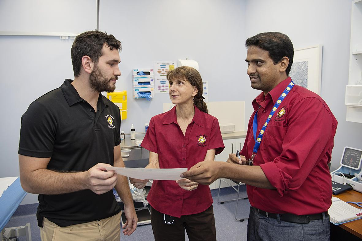 Our people | Northern Territory General Practice Education